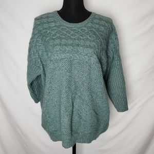 The Limited Sage Green Sweater Size XL